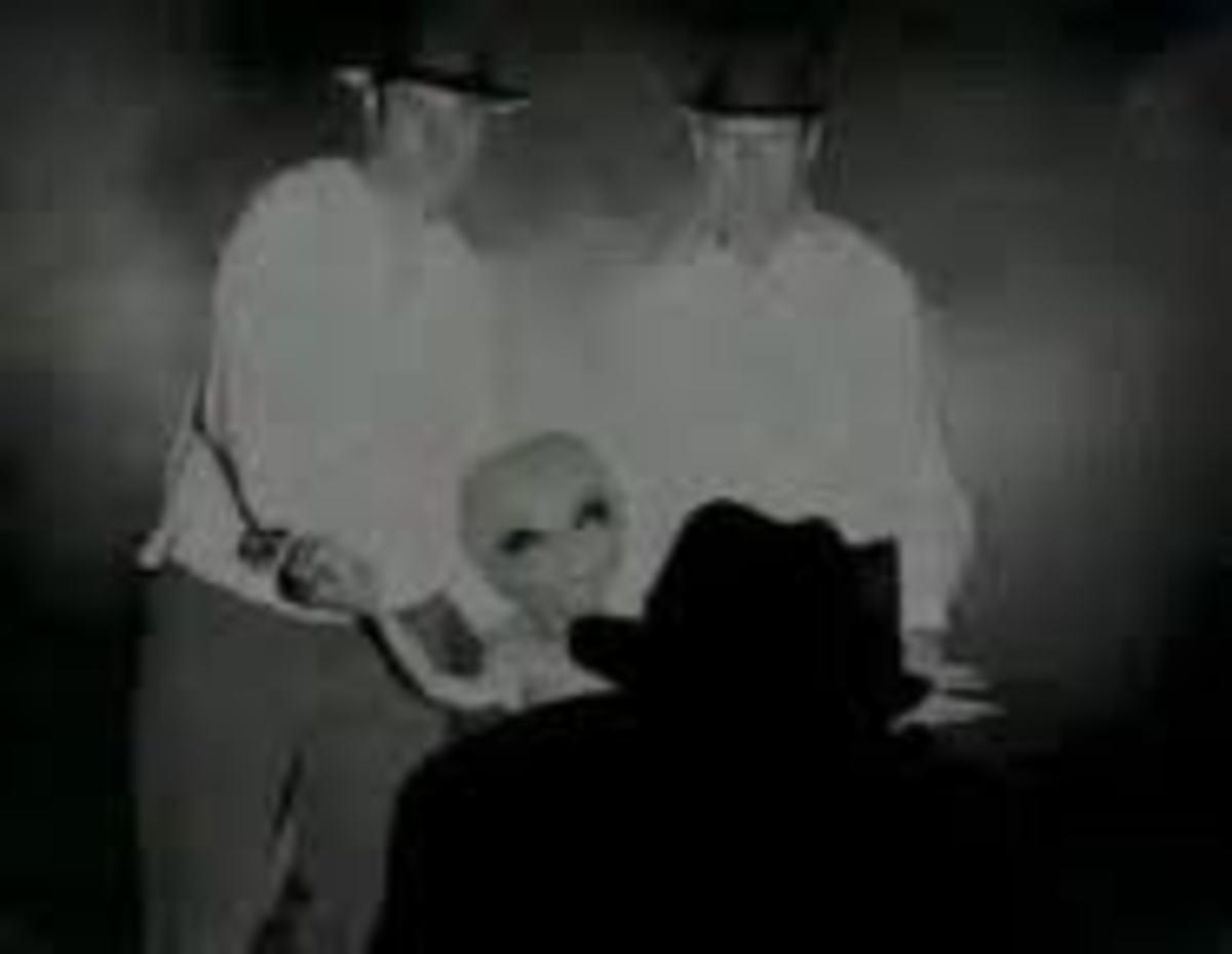 Reverend William Huffman and ufo crash Cape Girardeau 1941