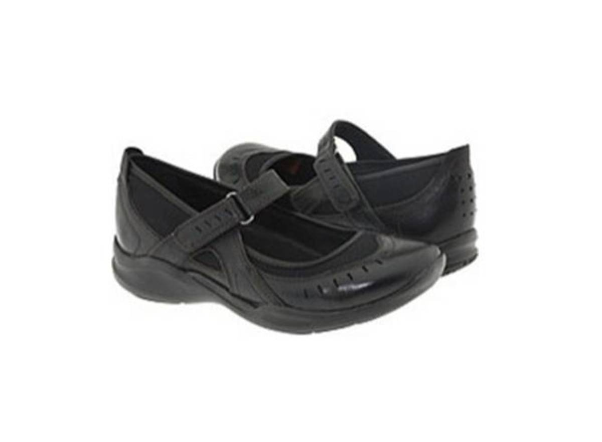 mary janes with concave heel