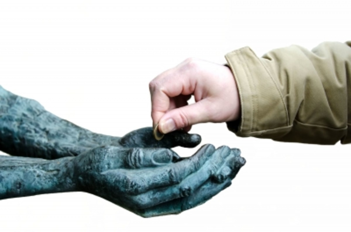 The Charitable Spirit - Kindness - Generosity - Charity (Perspectives)
