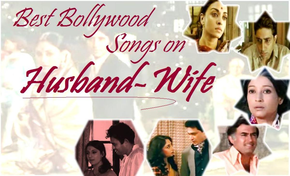Best Husband Wife Songs of Bollywood | HubPages