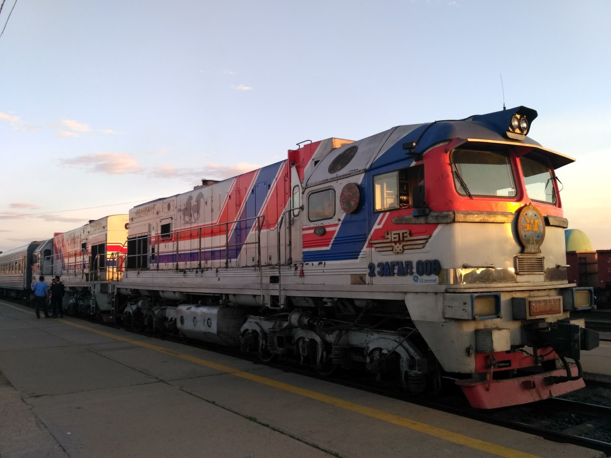 Why not take a journey on the Trans Siberian Railway as part of your travel sabbatical?