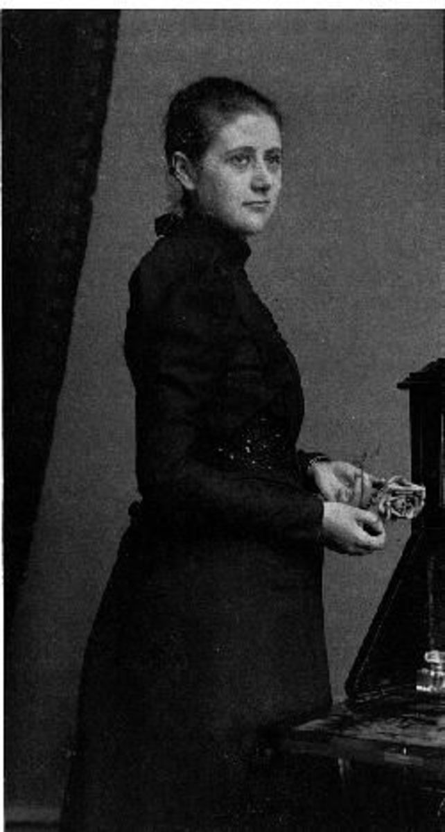 The Young Beatrix Potter