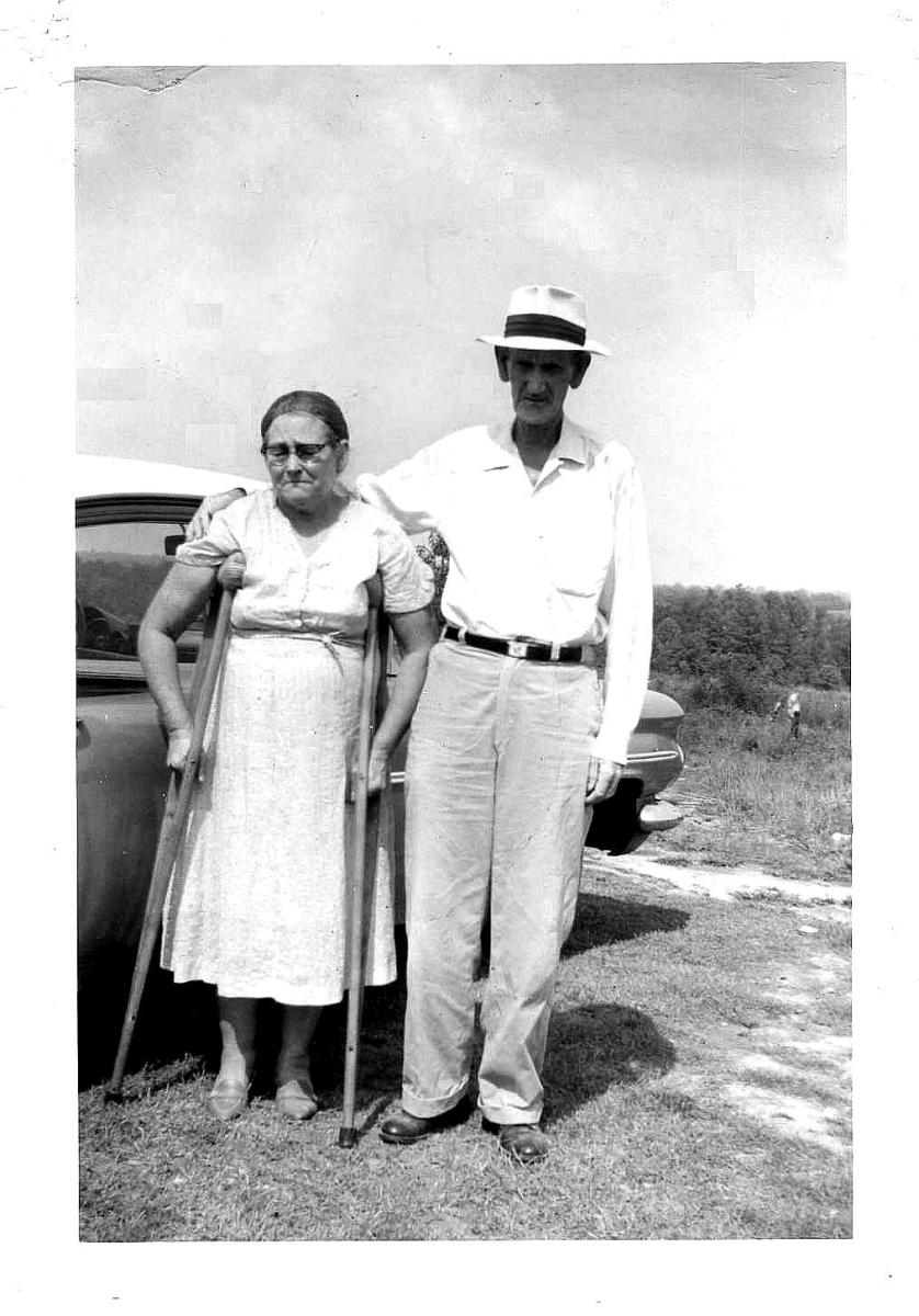 Mammaw and Pampa