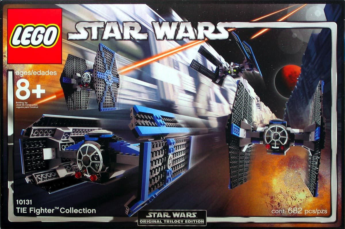 LEGO Star Wars TIE Collection 10131 Box