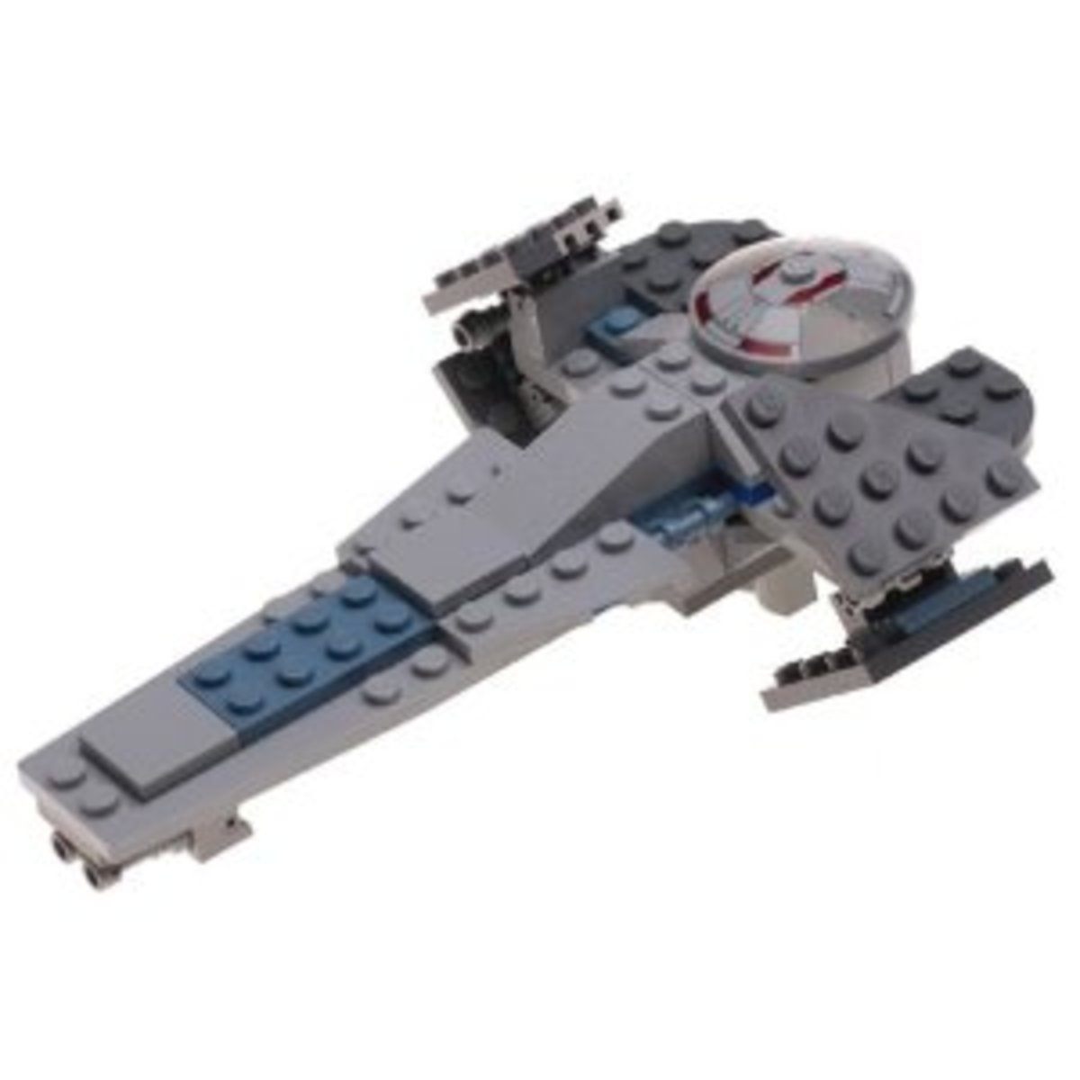 LEGO Star Wars Sith Infiltrator 4493 Assembled