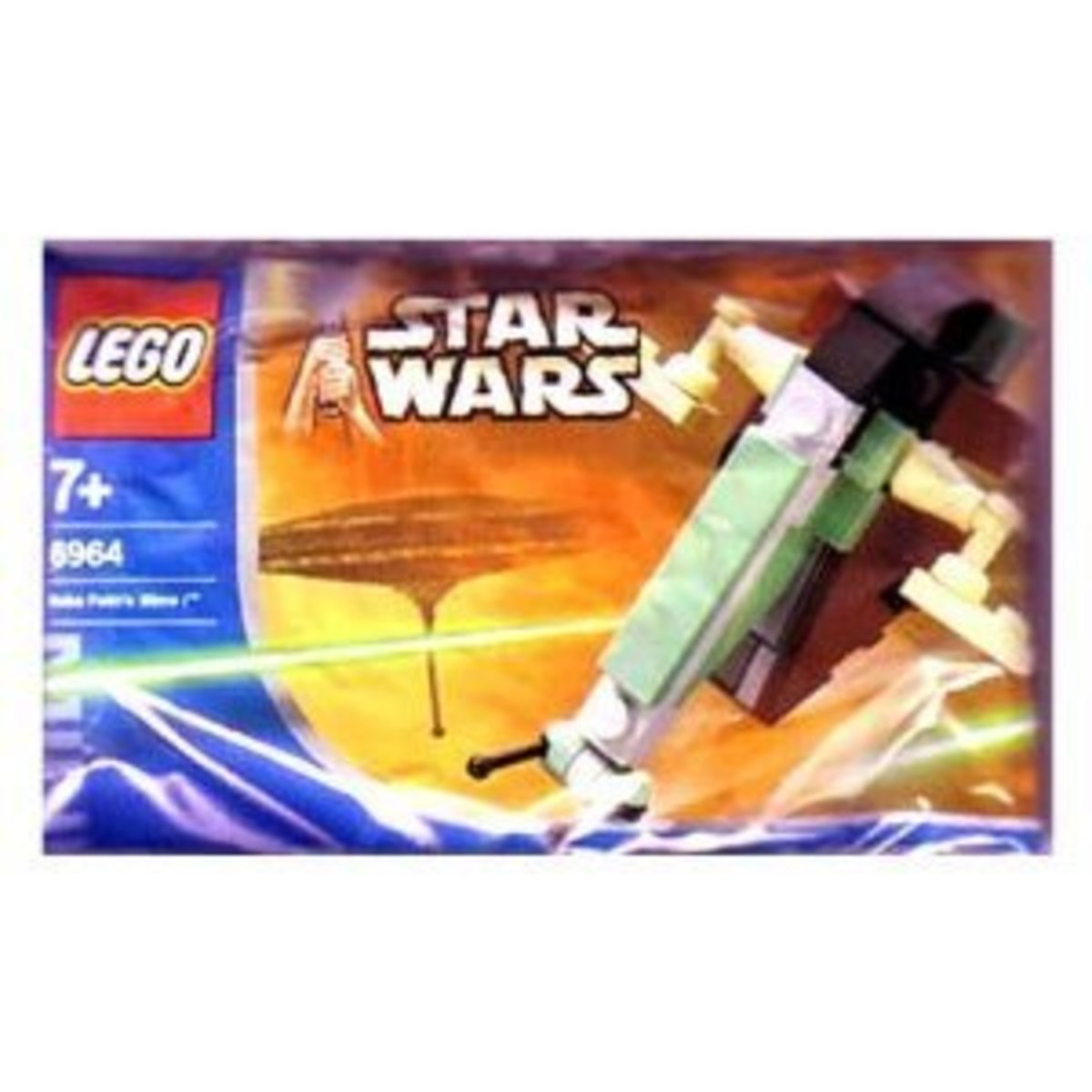 LEGO Star Wars Boba Fett Slave 1 6964 Bag