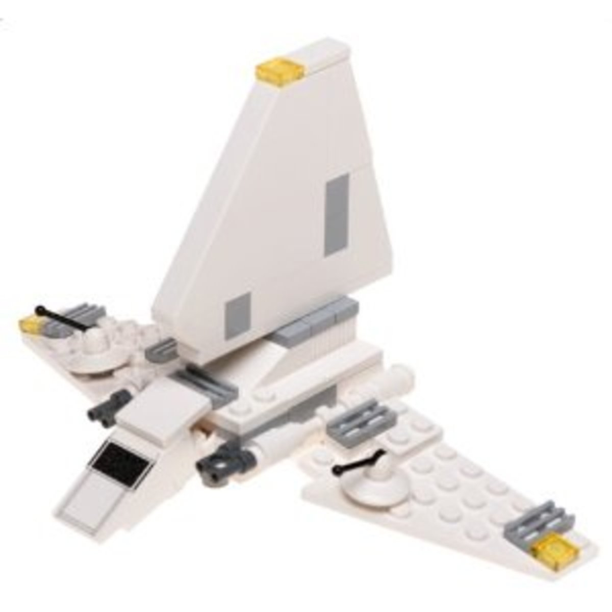 LEGO Star Wars Imperial Shuttle 4494 Assembled