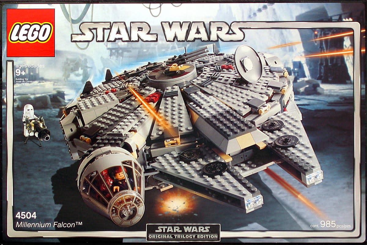 LEGO Star Wars 2004