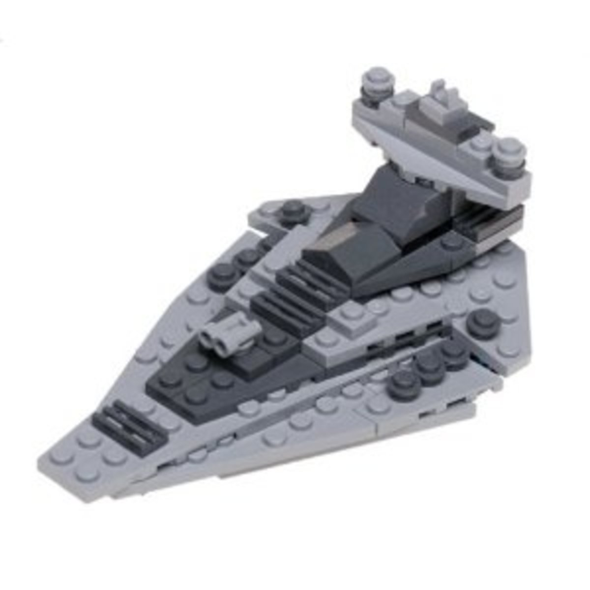 LEGO Star Wars Star Destroyer 4492 Assembled