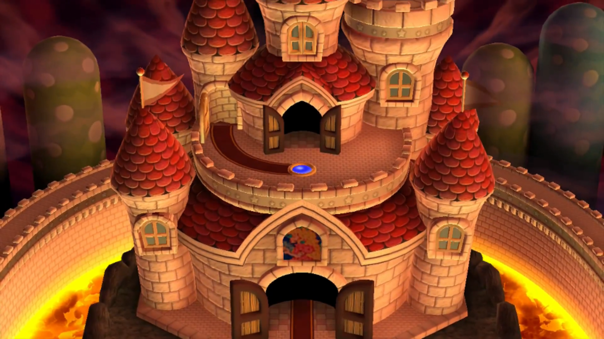 How to find the Star Coins of Peach's Castle in New Super Mario Bros. U