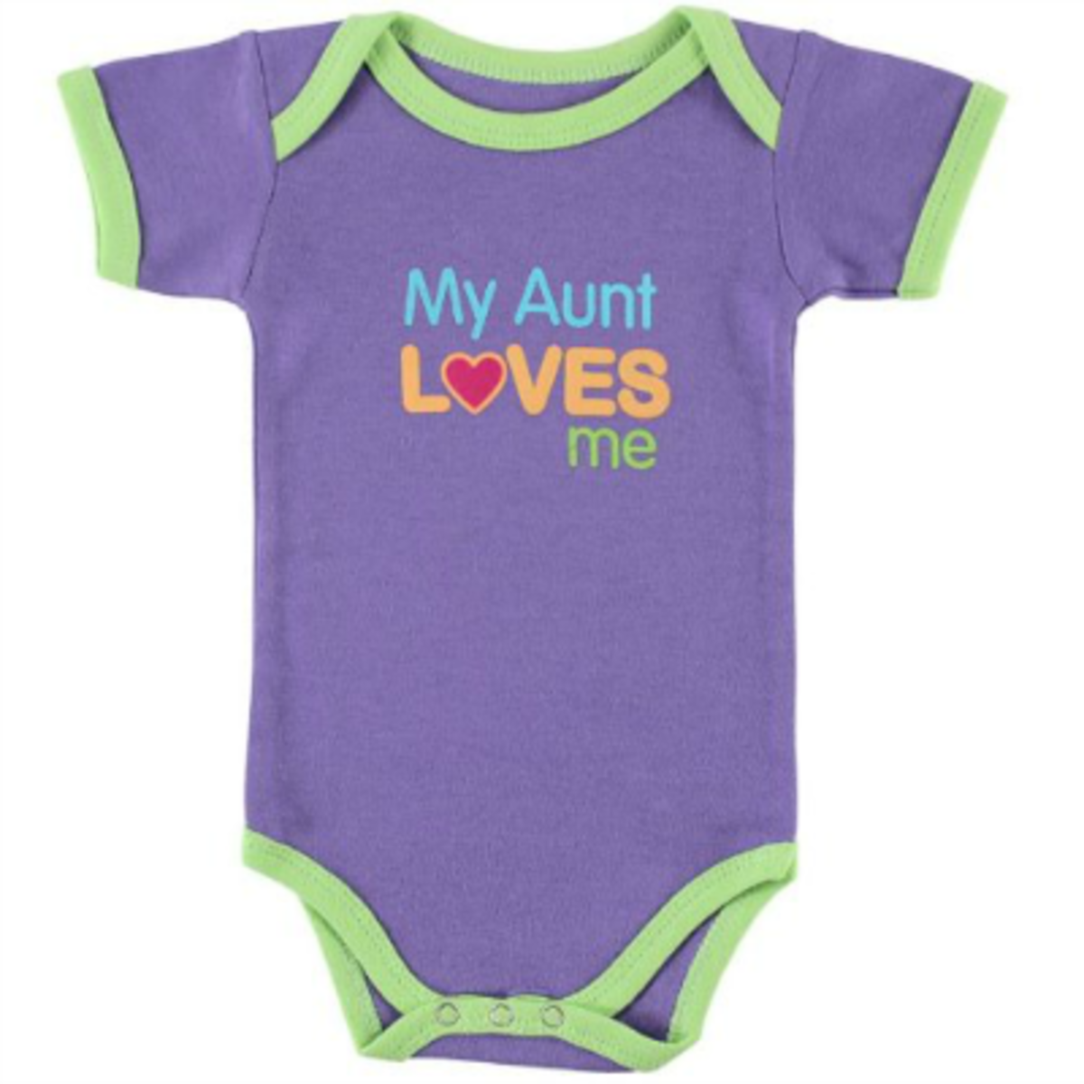 The Best I Love My Aunt Baby Clothes