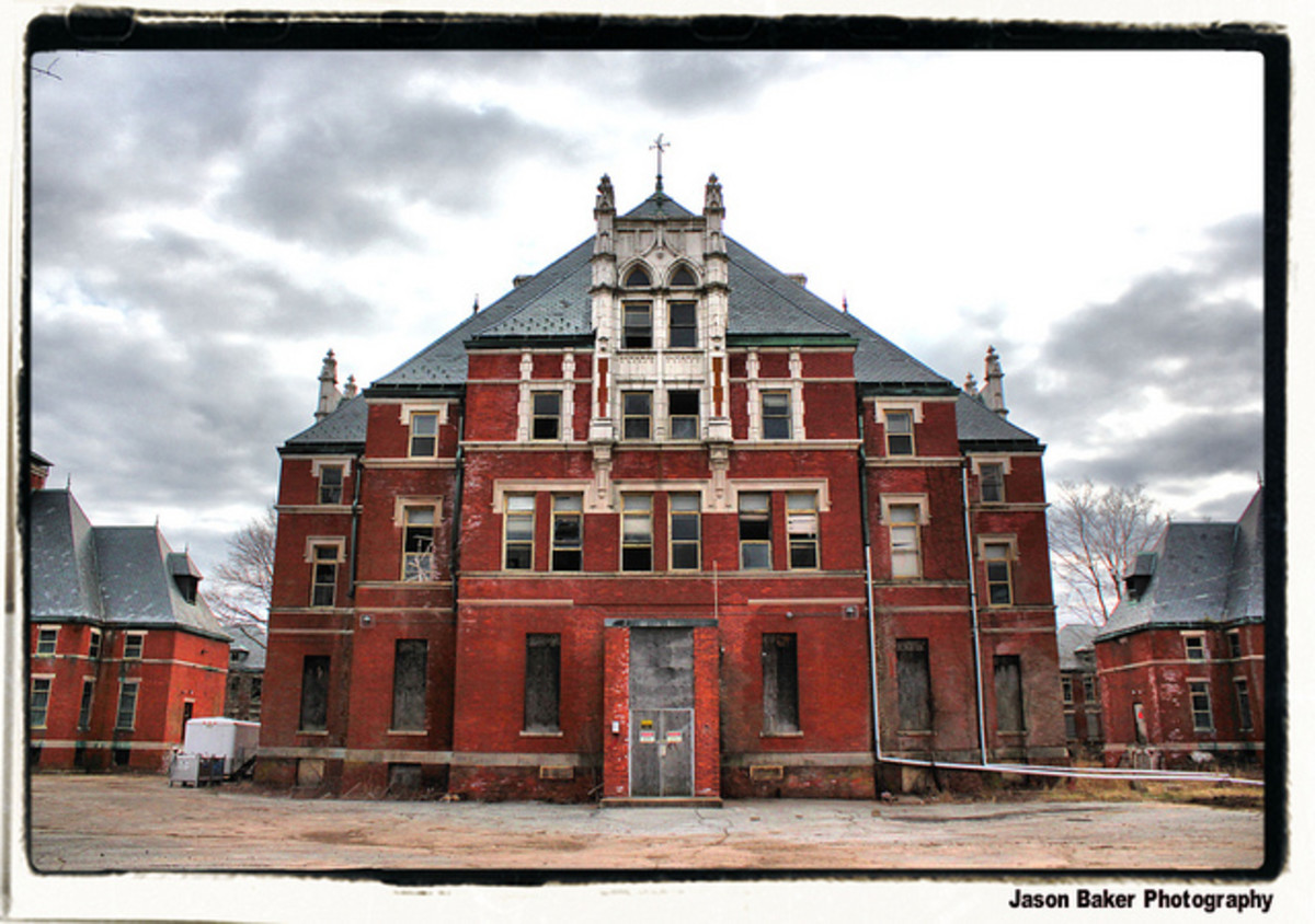 Haunted Places: Norwich State Hospital