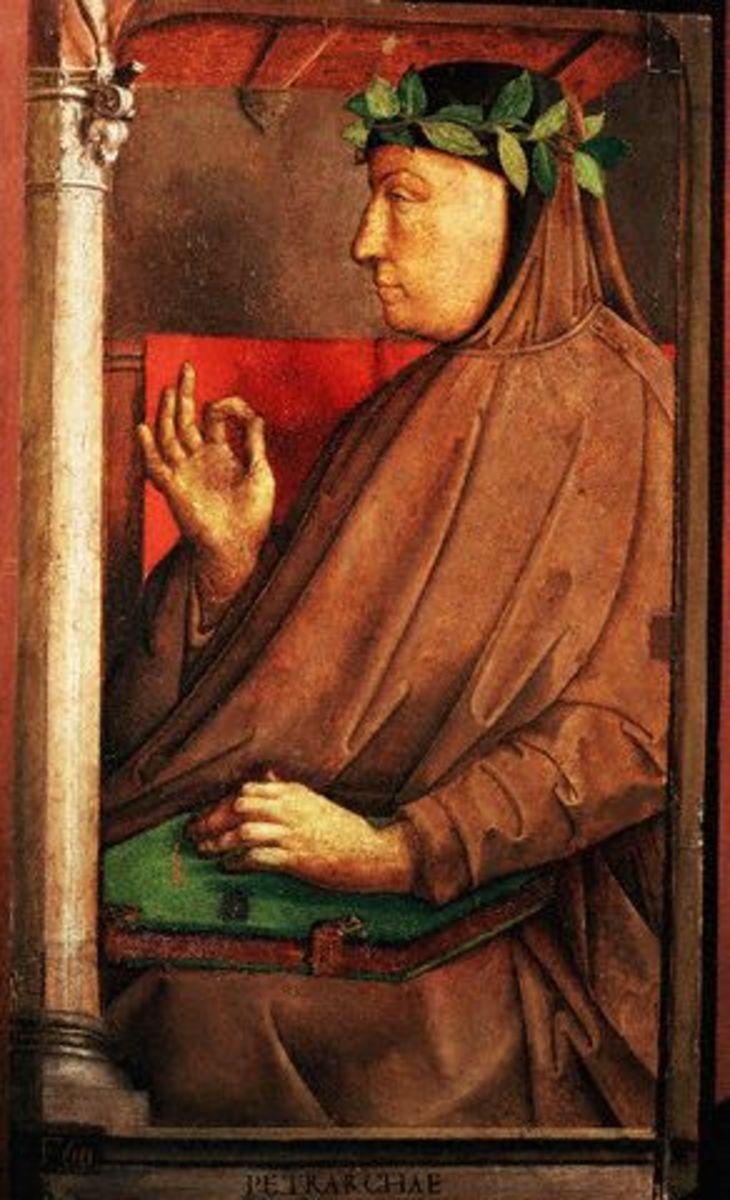 Petrarch (Italian Poet)