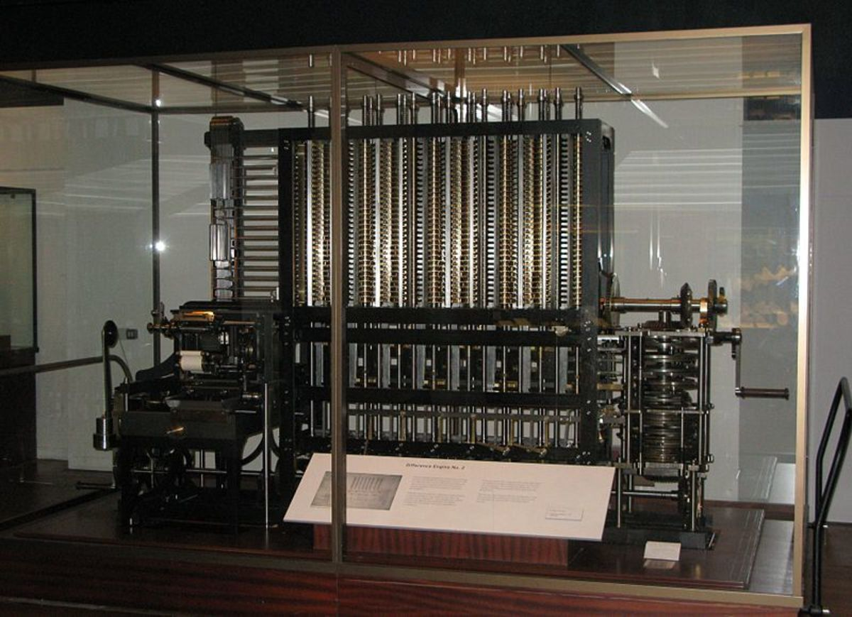 Difference Engine #2 Permission is granted to copy, distribute and/or modify this document under the terms of the GNU Free Documentation License, Version 1.2 or any later version published by the Free Software Foundation; with no Invariant Sections,