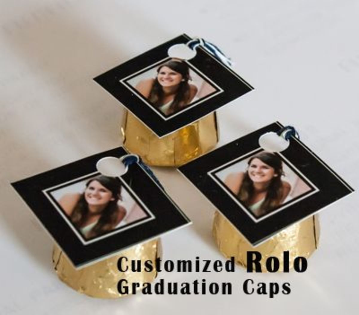 Order personalized candy wraps on Etsy