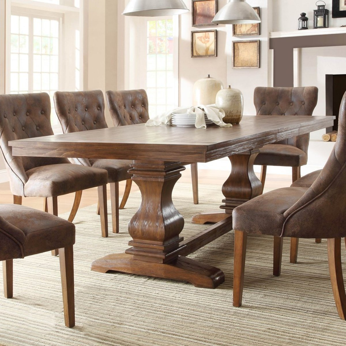 restoration hardware replica dining tables