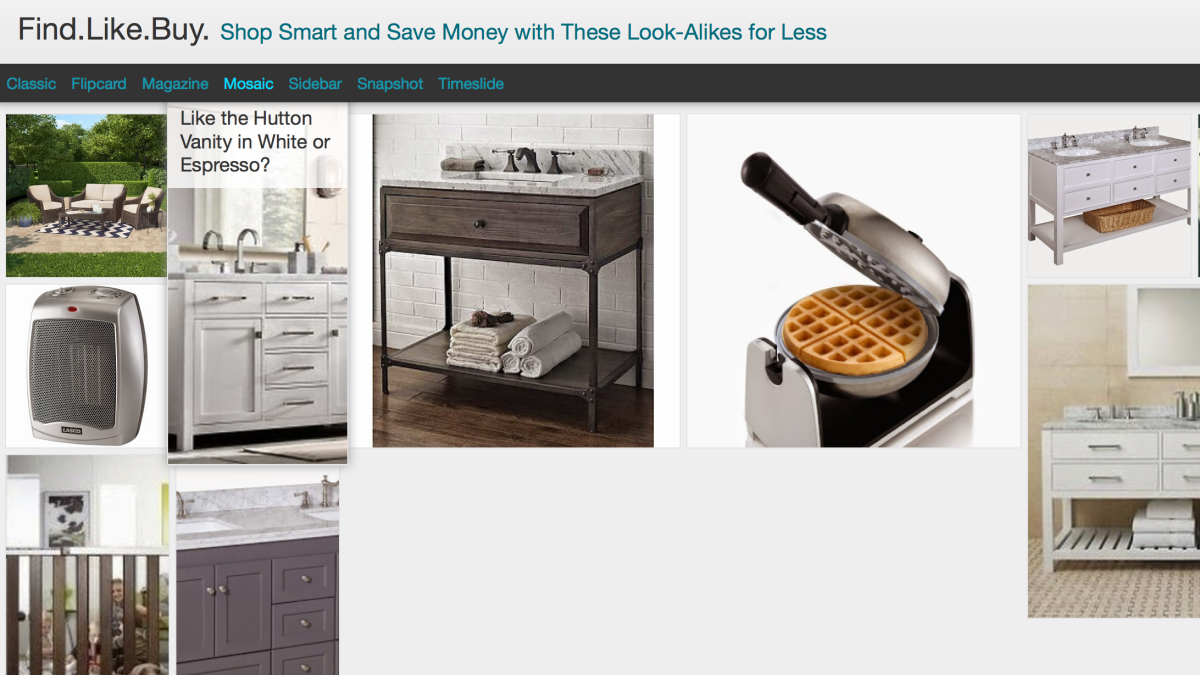 Check out my blog for more home décor look-alikes for less!