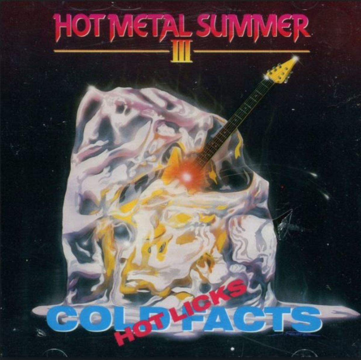 """Hot Metal Summer III"" compilation album, 1990: Cold as Ice?"