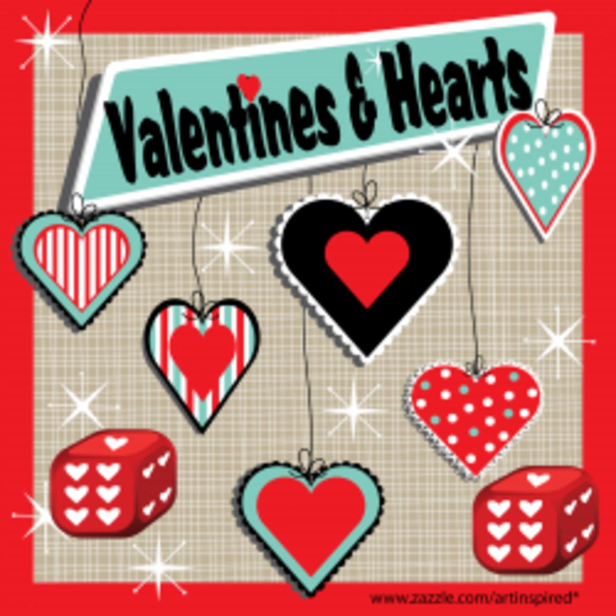 Valentine Bunco Party Theme