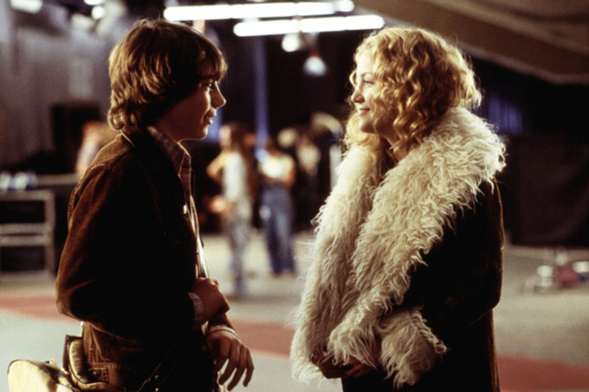 "Scene from ""Almost Famous"""