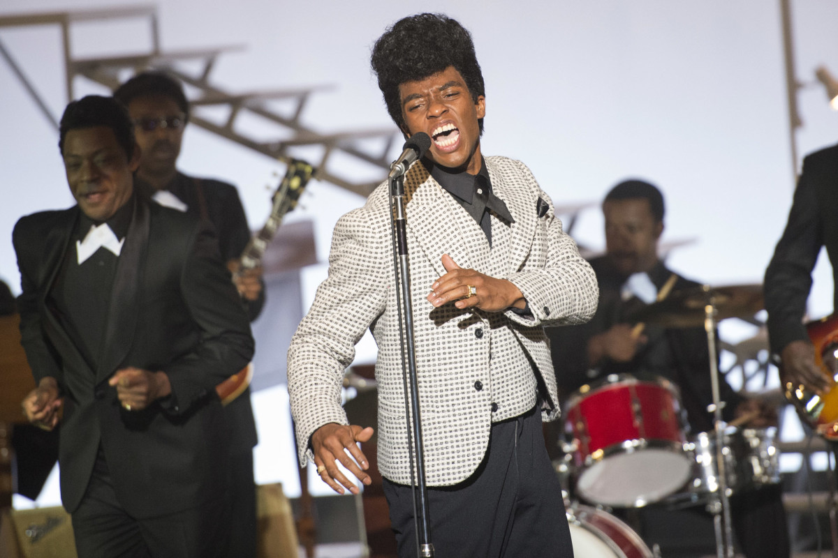 "Scene from ""Get on UP"""
