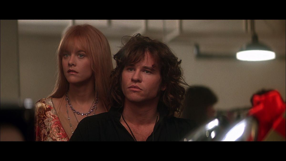 "Scene from ""The Doors"""