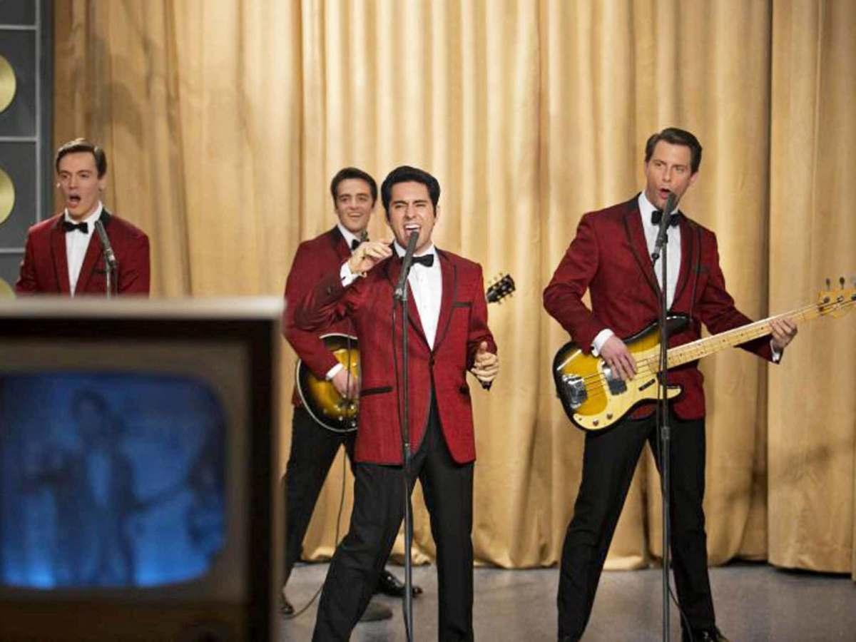 """Scene from """"Jersey Boys"""""""