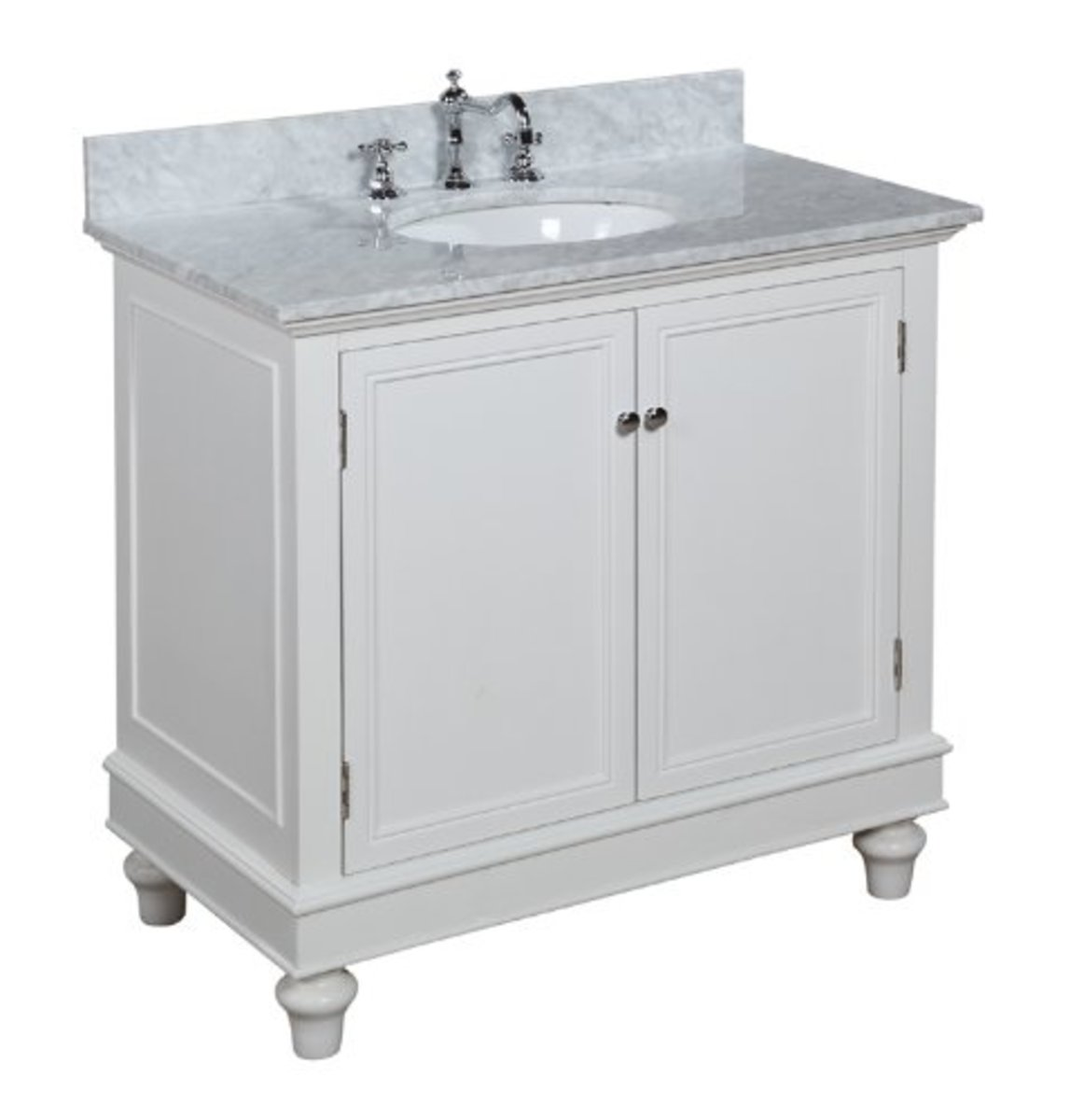 The Bella vanity is a classic look at a great price