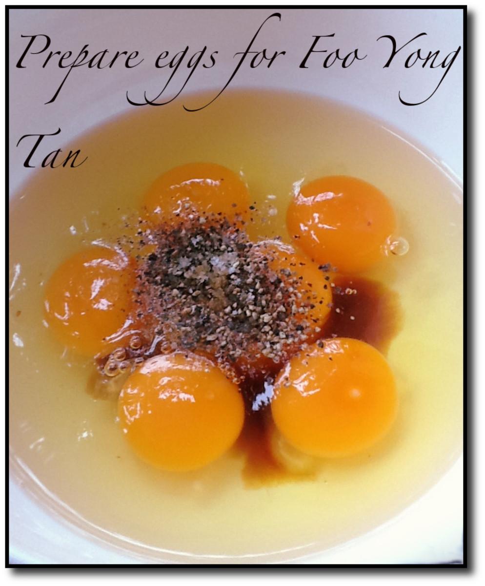 Seasoned Eggs