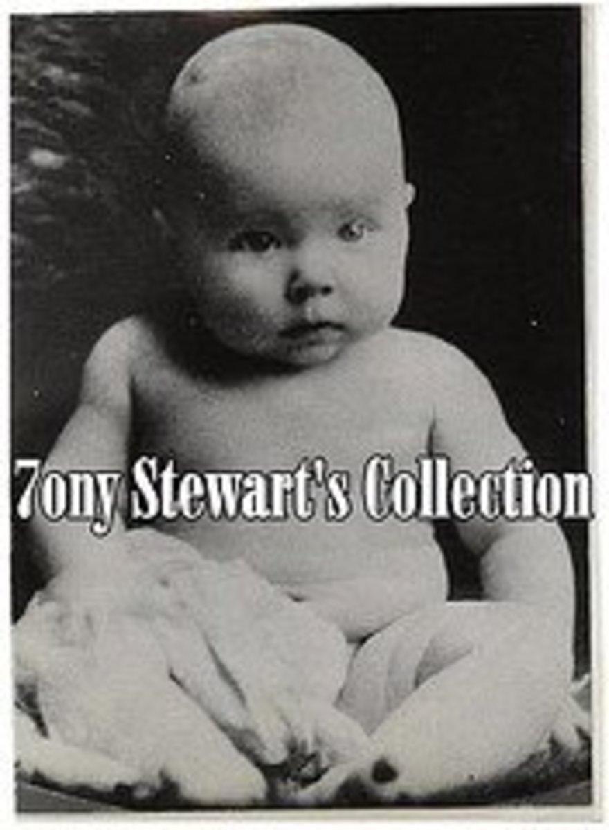 Infant John Dillinger