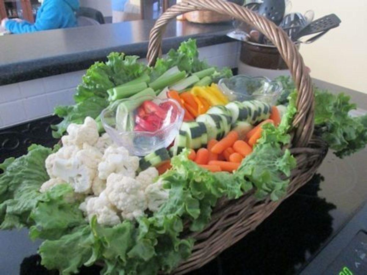 Vegetable Basket 11