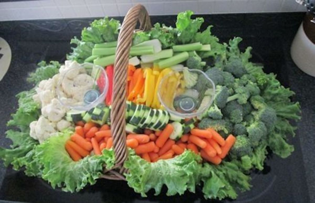 Veggie Basket - 1