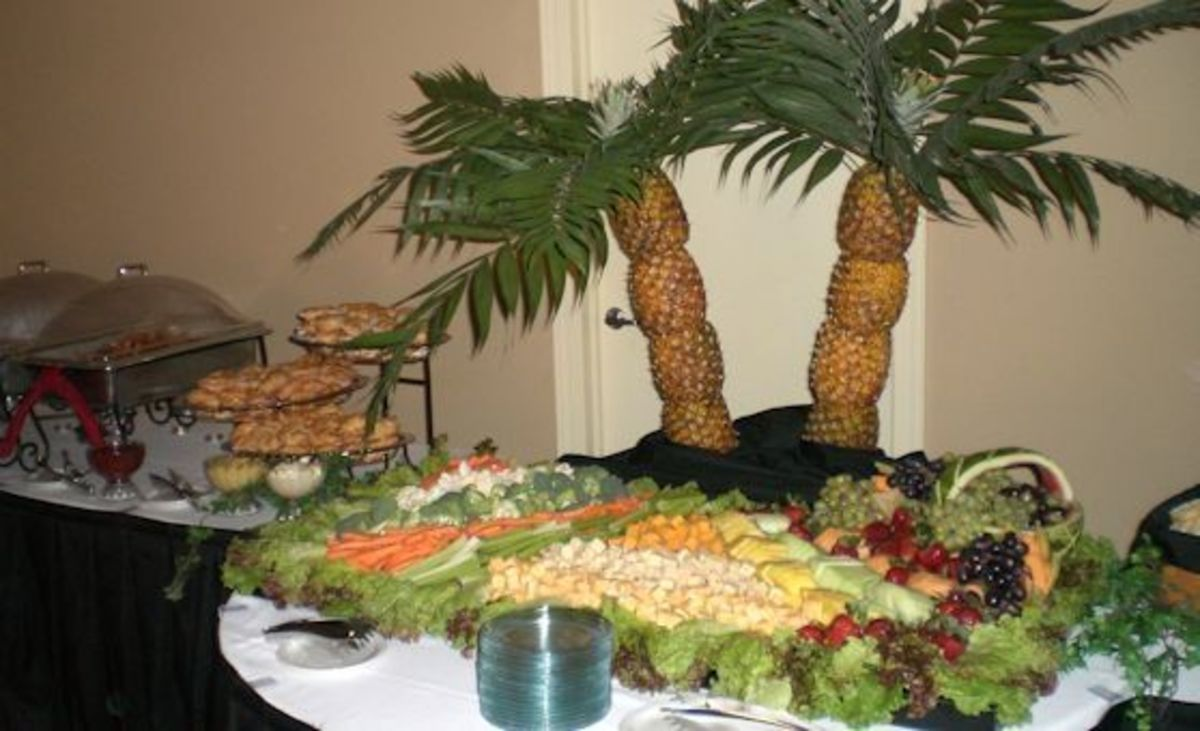 Fruit and Veggie Display 1