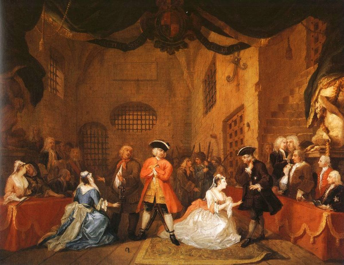 Overview Of 18th Century Poetry Hubpages
