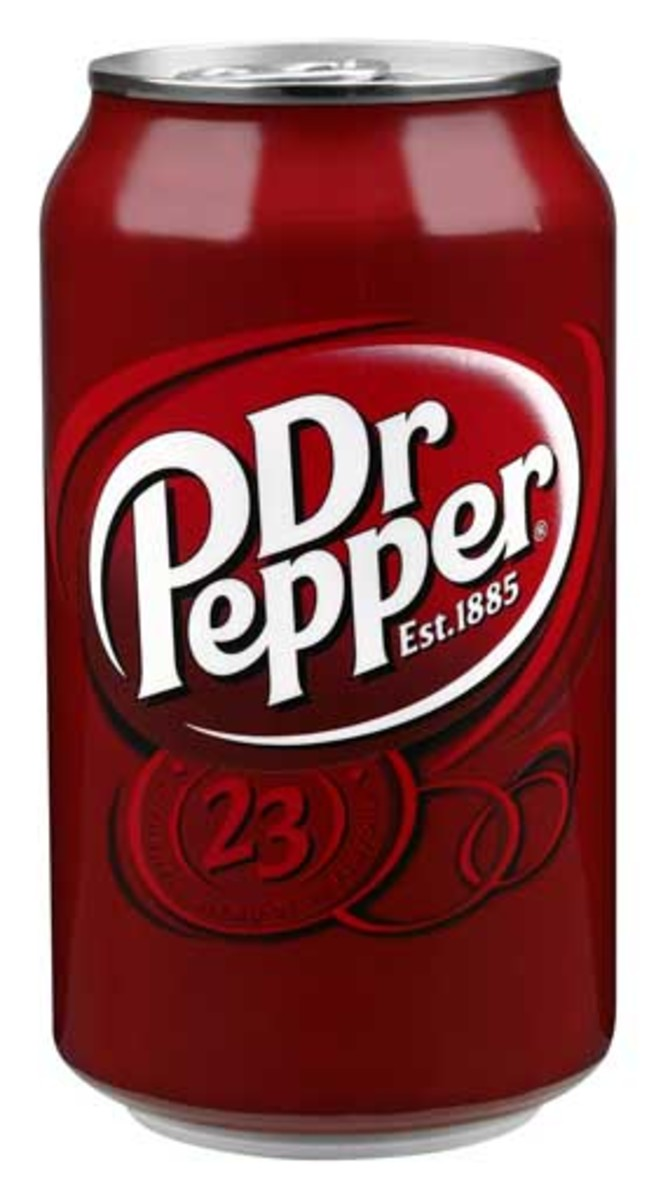 Dr Pepper and the Body of Christ.
