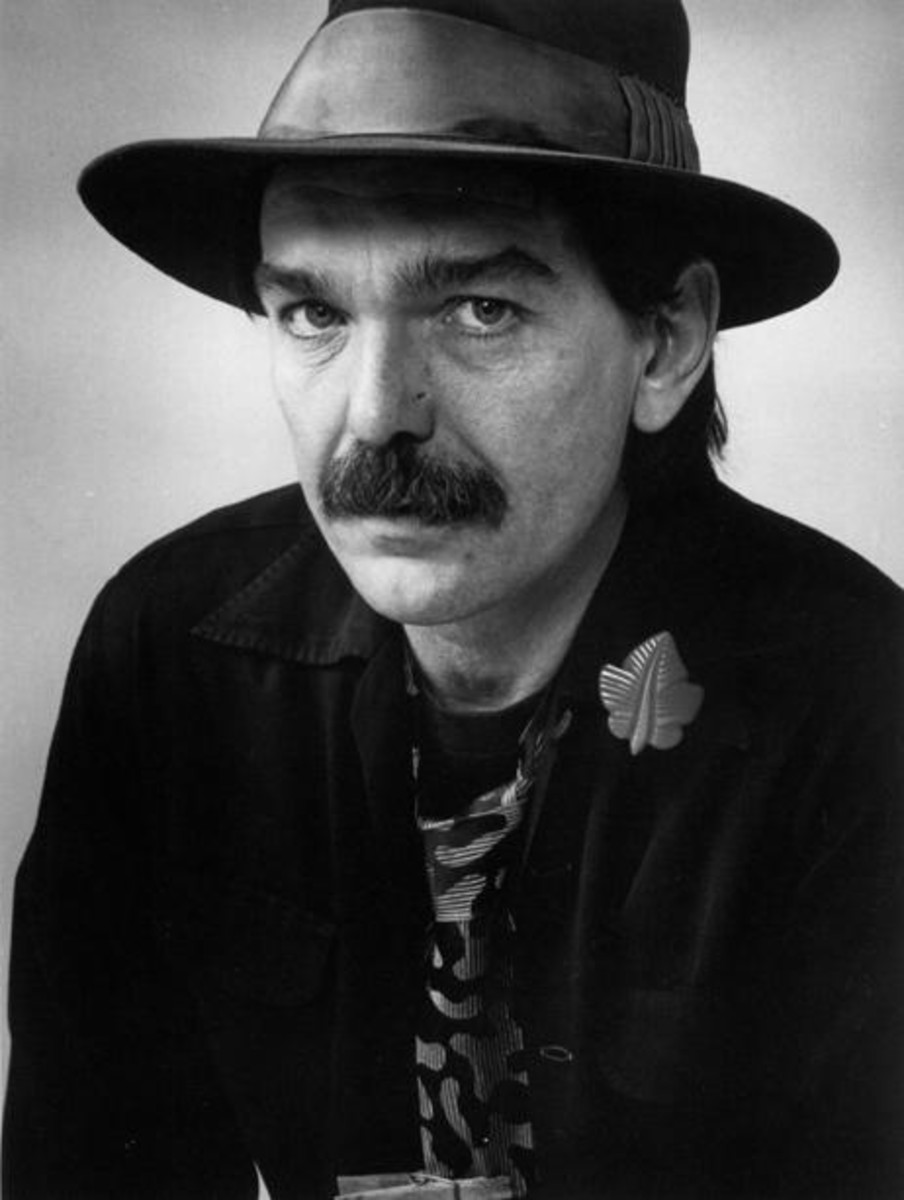 The Music and Art of Don Van Vliet, a.k.a Captain Beefheart