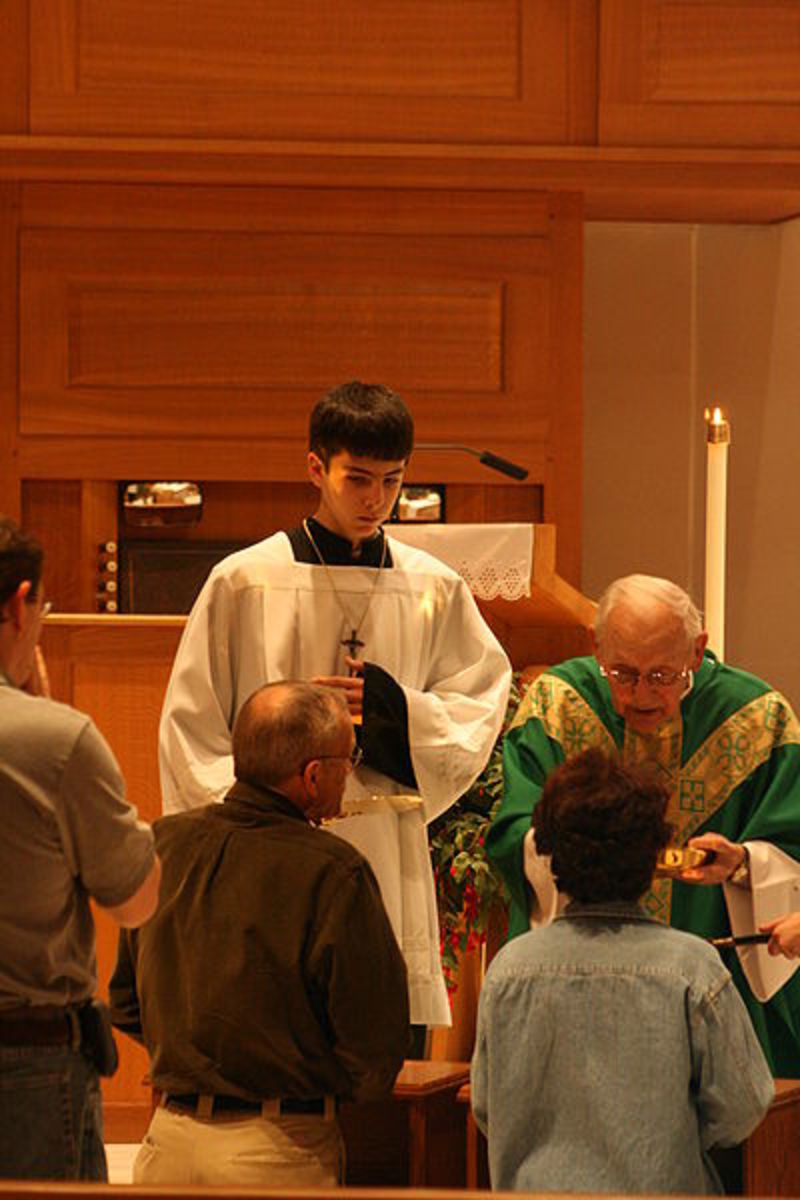 Catholic Mass