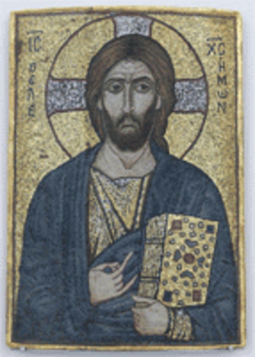 Byzantine icon