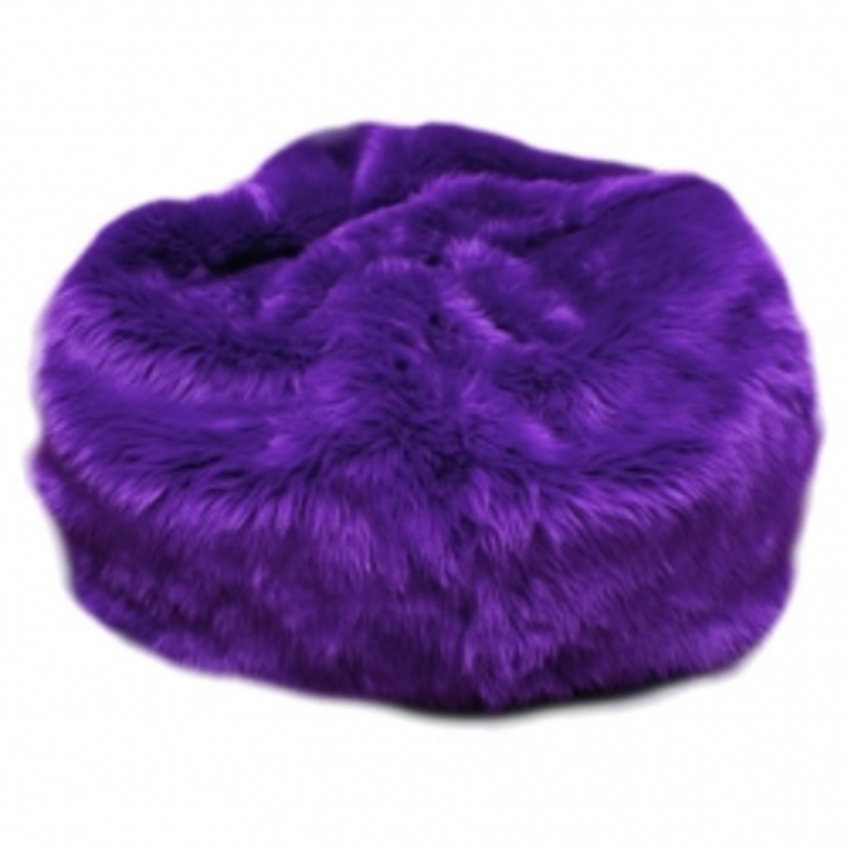 Furry Bean Bag Chairs and Fuzzy Chairs