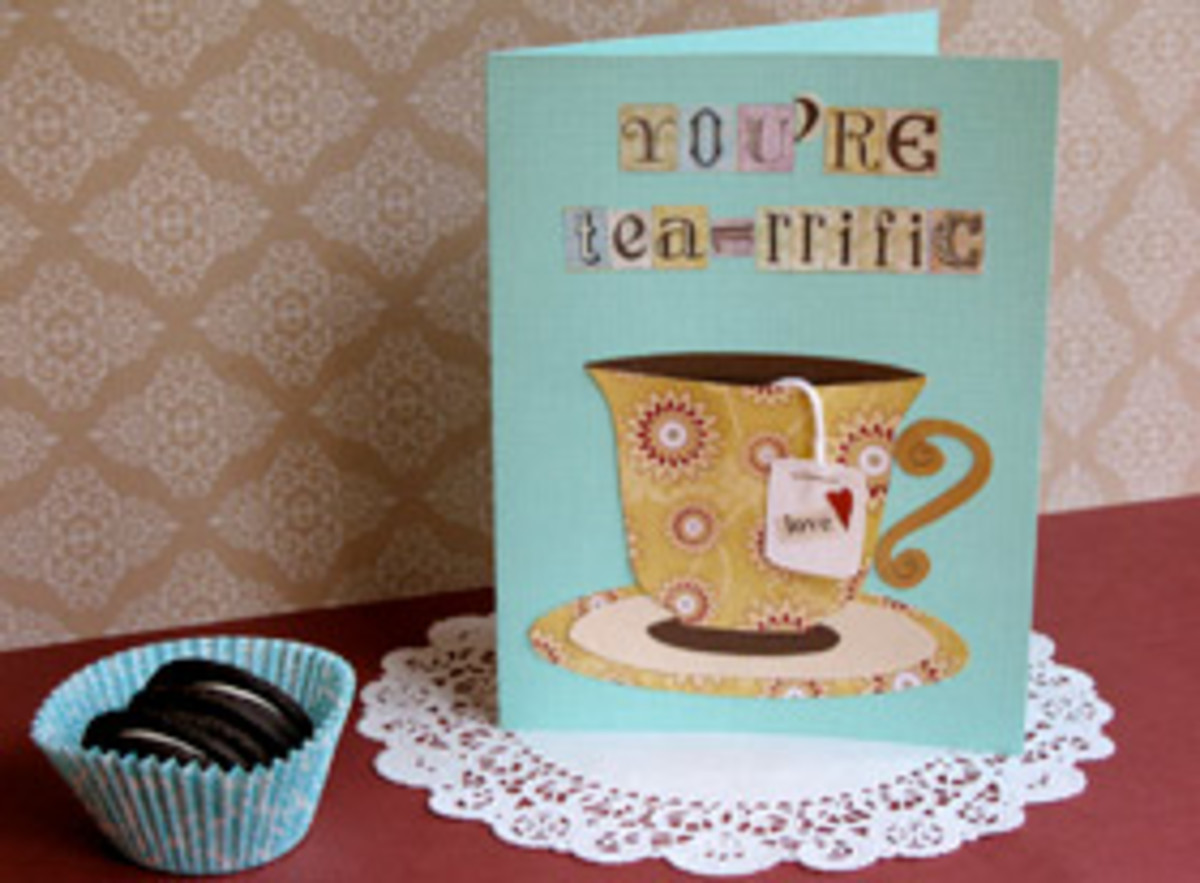 Your Tearific Card Craft