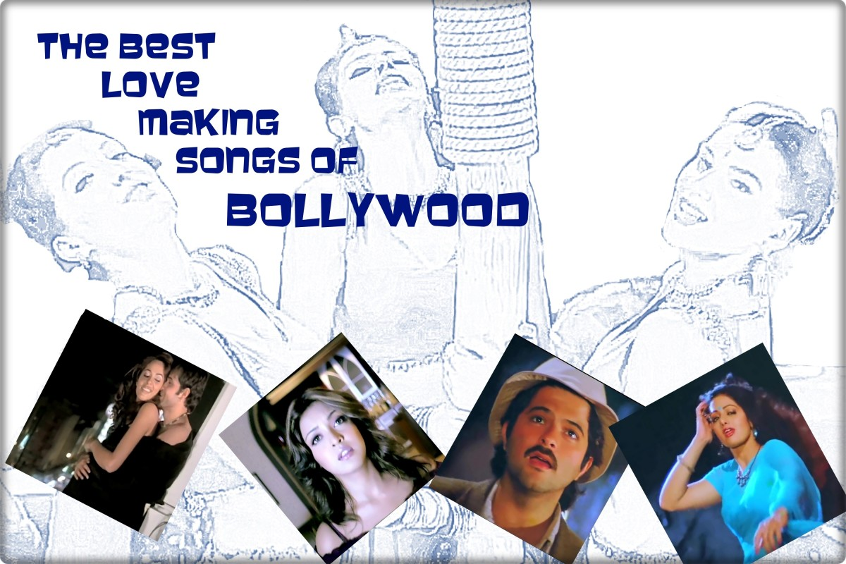 Best Love Making Songs of Bollywood