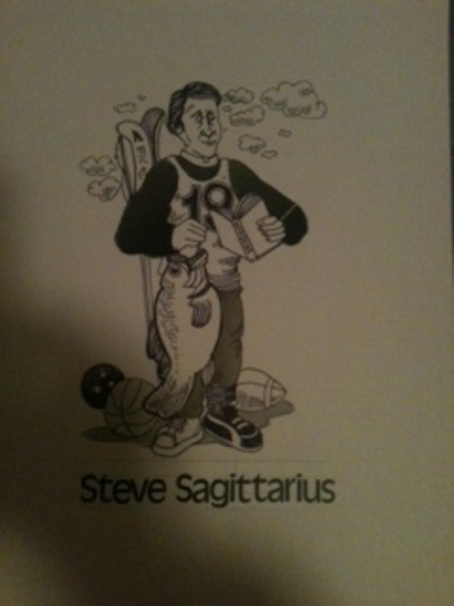 Sagittarian people like adventure and action.