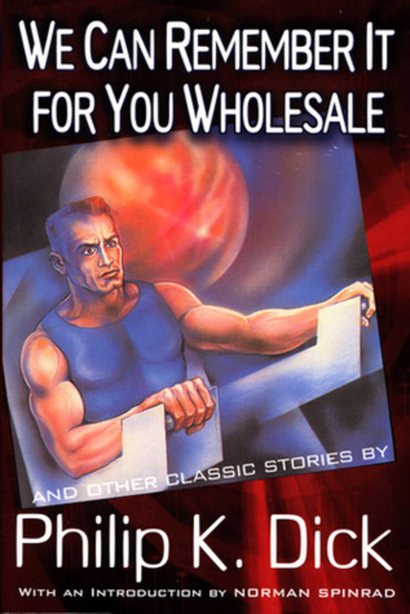 Altering the Mind Mundanely:  We Can Remember It for You Wholesale, the Work that Inspired Total Recall
