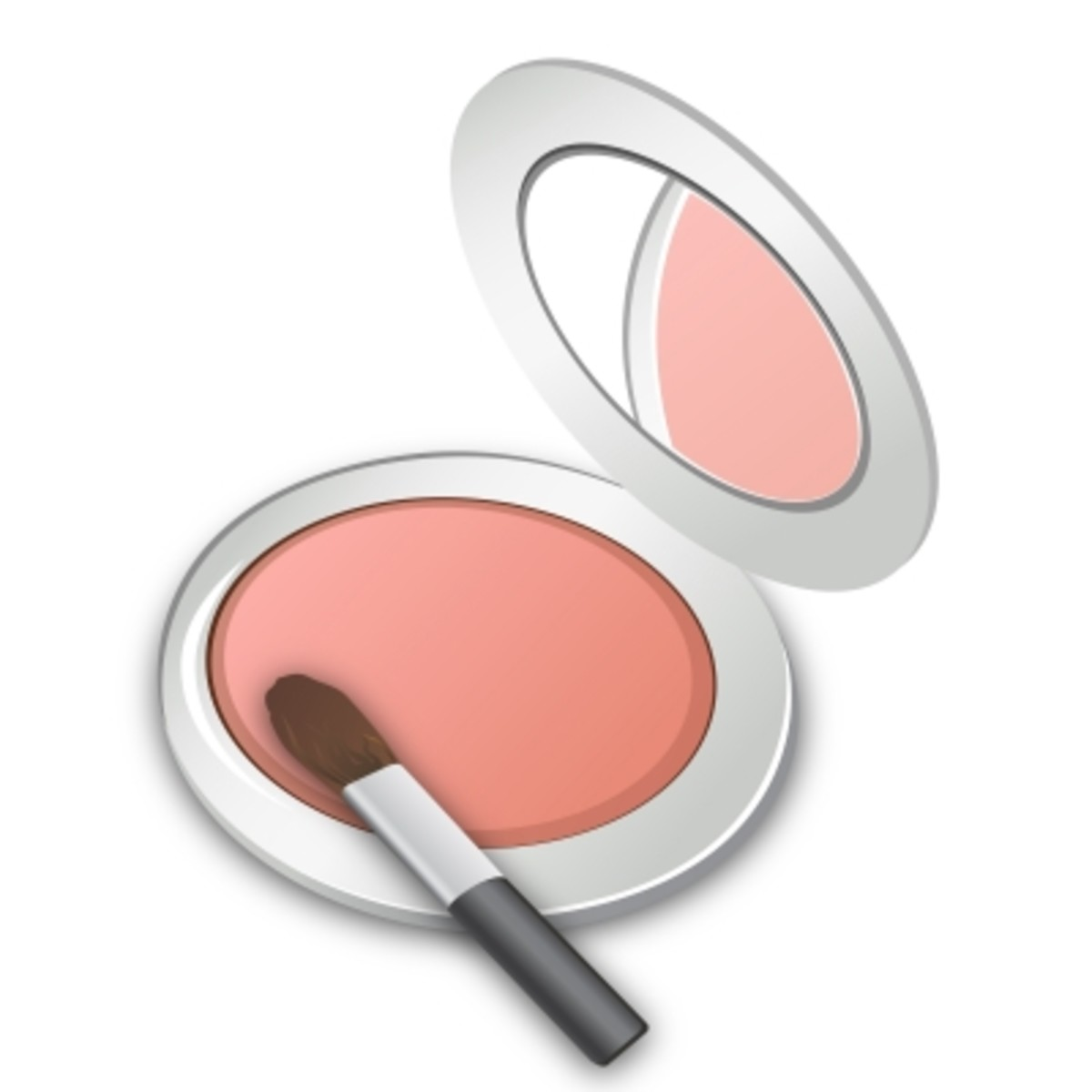 for a rosy, dewy look to makeup, creme blush is right on trend and easy to apply.