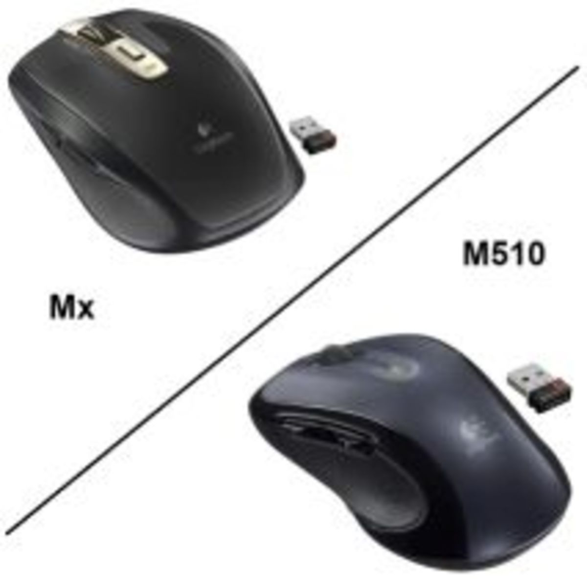 Logitech M510 Wireless Mouse VS Logitech Wireless Anywhere Mouse MX: Which Is Better?
