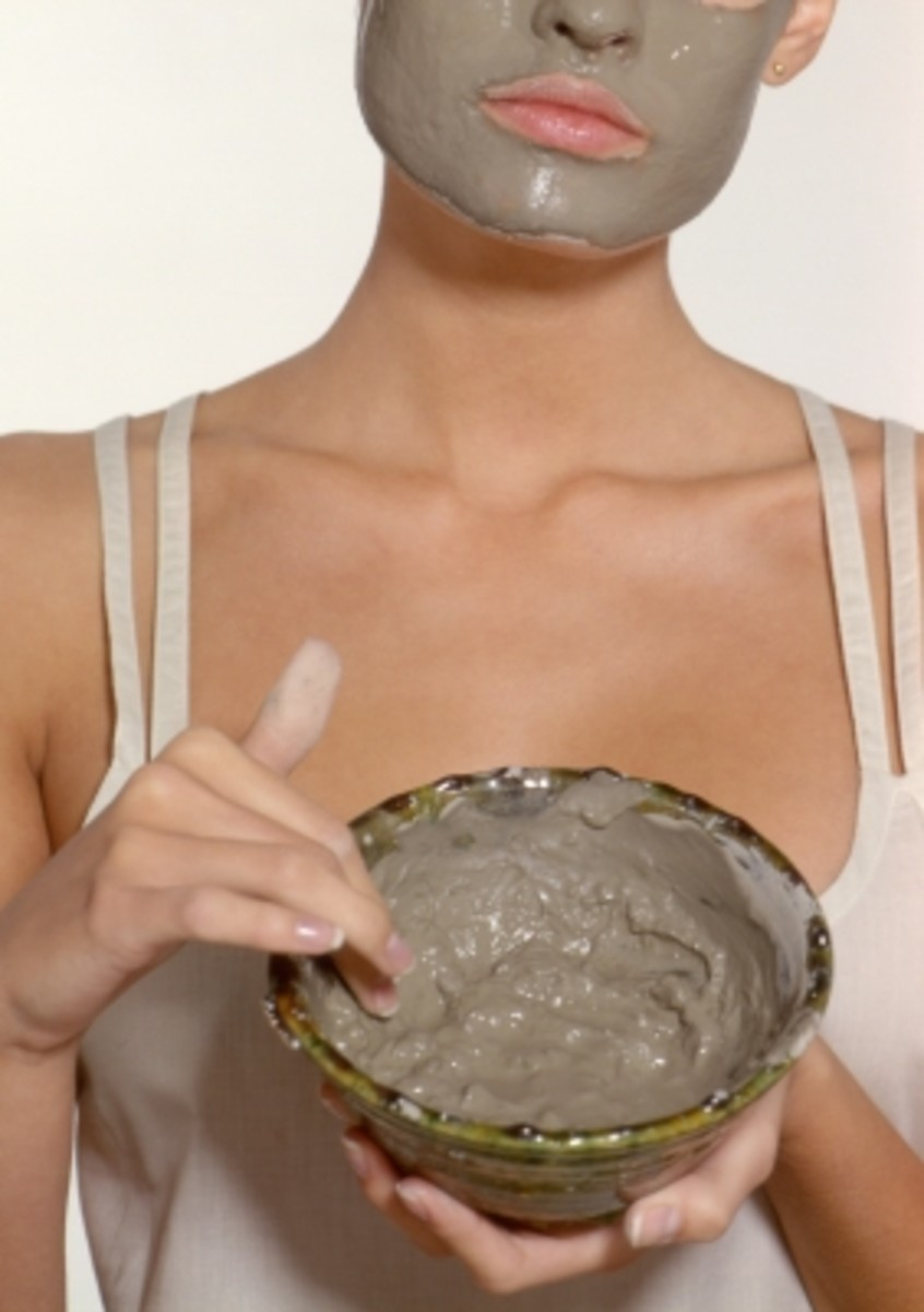 mud or clay based masks penetrate the skin and remove impurities that block the pores.