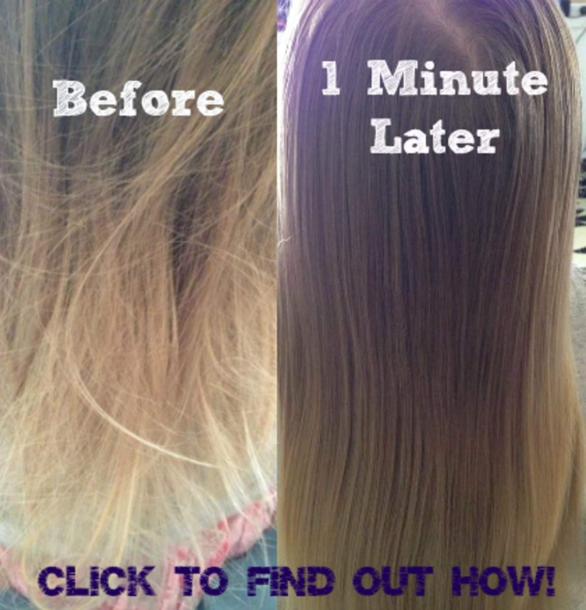 Untangle knotty curly hair in minutes.