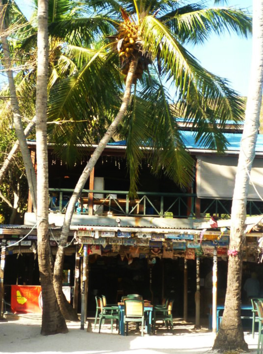 Foxy's Bar, Great Harbour, Jost Van Dyke, BVI