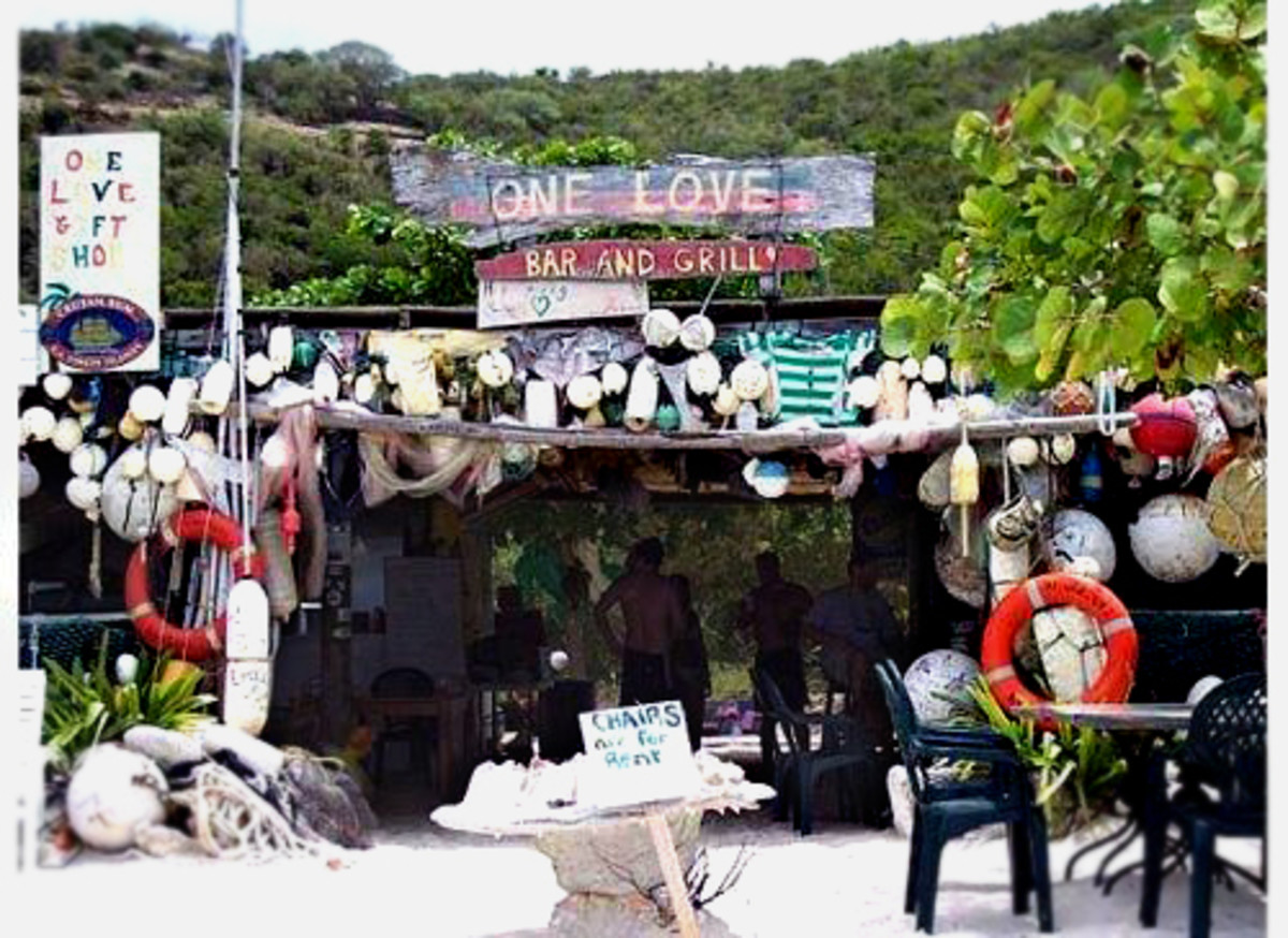 One Love Bar, Jost Van Dyke
