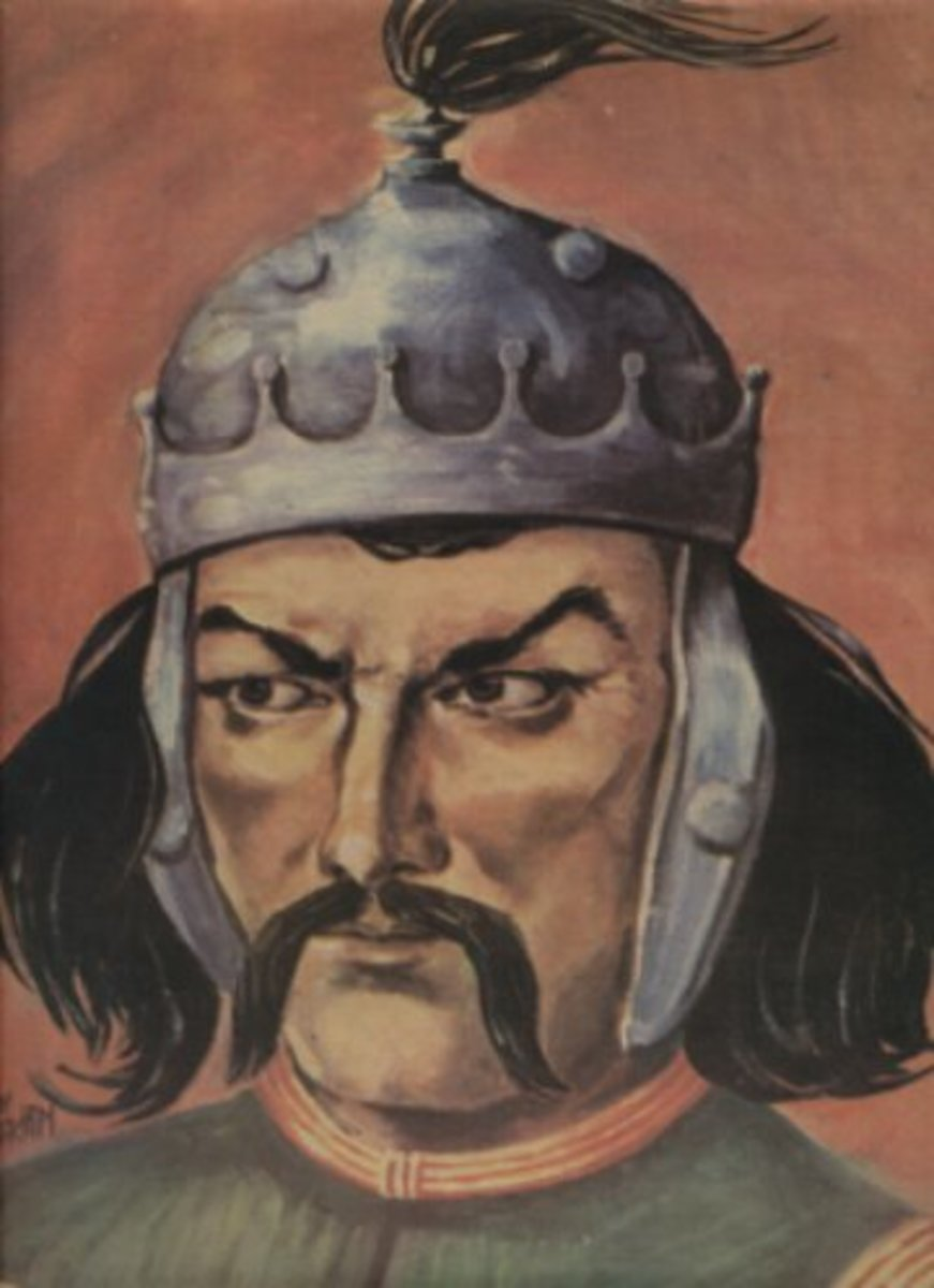 Interview with Attila the Hun